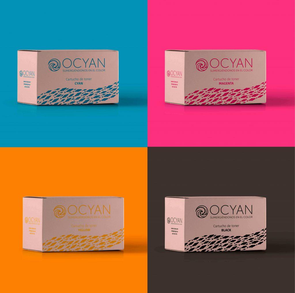 Ocyan tienda online
